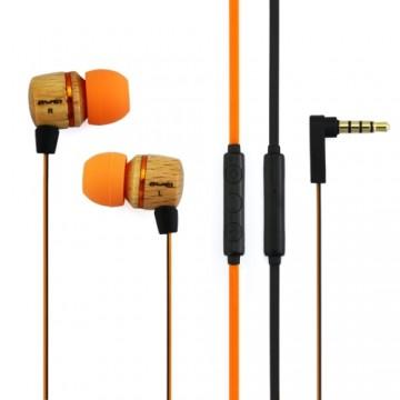 Наушники с микрофоном AWEI ES-16Hi Оранжевые в Одессе