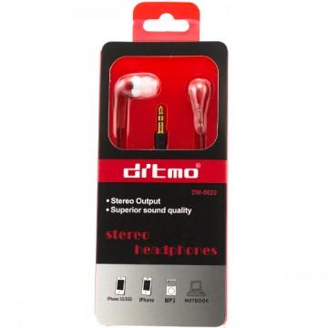 Наушники ditmo DM-5620 красные в Одессе