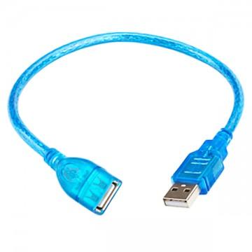 Удлинитель USB гнездо/штекер 0.3m синий в Одессе