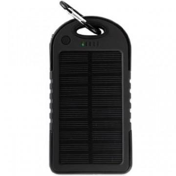 Solar Charger ES500 Power Bank 5000 mAh черный в Одессе