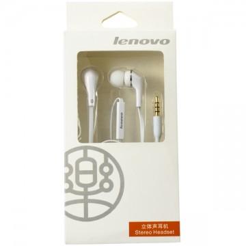 Наушники с микрофоном Lenovo P780 white в Одессе