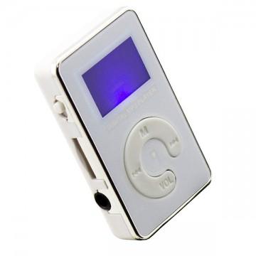 MP3 плеер с дисплеем Белый в Одессе