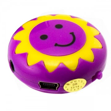 MP3 плеер Солнышко Фиолетовый в Одессе