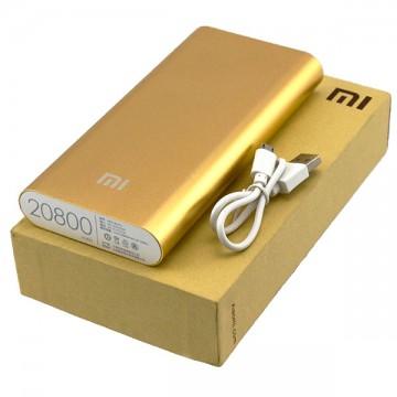 Power Bank Xiaomi Mi 20800 mAh (60-70%) золотистый в Одессе