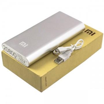 Power Bank Xiaomi Mi 20800 mAh (60-70%) серебристый в Одессе
