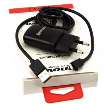Сетевое зарядное устройство Lenovo TC B250 1USB 1.0A black в Одессе