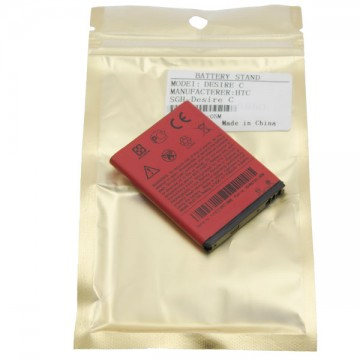 Аккумулятор HTC BL01100 1230 mAh для Desire C (A320e) AAA класс тех.пакет в Одессе