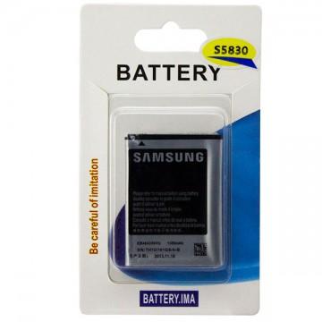 Аккумулятор Samsung S5830 1350 mAh A класс в Одессе