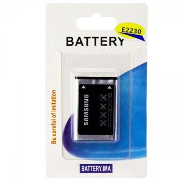 Аккумулятор Samsung E2230 1000 mAh A класс в Одессе