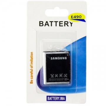 Аккумулятор Samsung E490 800 mAh A класс в Одессе