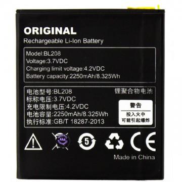 Аккумулятор Lenovo BL208 2250 mAh S920 AAA класс тех.пакет в Одессе