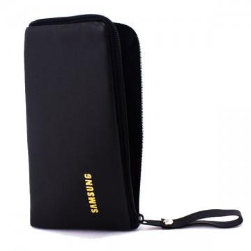 Универсальный чехол-сумка Samsung 5 дюймов 80x155мм черный в Одессе
