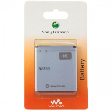 Аккумулятор Sony Ericsson BA750 1500 mAh LT15i, LT18i, X12i AAA класс блистер в Одессе