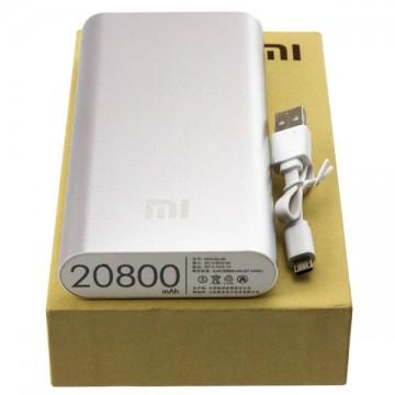 Power Bank Xiaomi Mi 20800 mAh серебристый (6) в Одессе