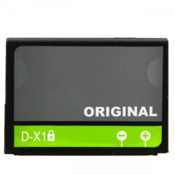 Аккумулятор Blackberry D-X1 1380 mAh 8900, 9500, 9530 AAA класс тех.пакет в Одессе