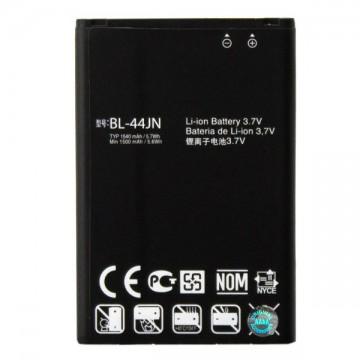 Аккумулятор LG BL-44JN 1540 mAh L3, L60, P970, P690, P698 AAA класс тех.пакет в Одессе