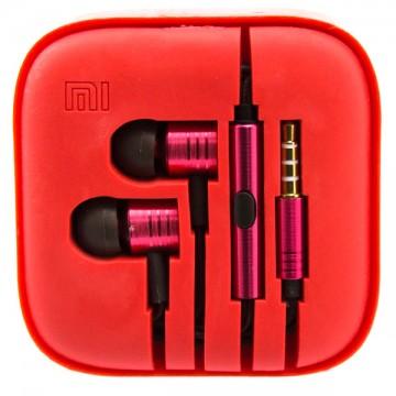 Наушники с микрофоном Xiaomi Huosai Piston V2 красные в Одессе