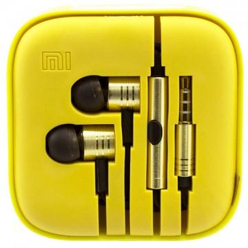 Наушники с микрофоном Xiaomi Huosai Piston V2 желтые в Одессе