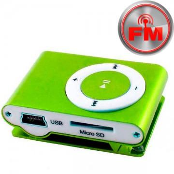 MP3 плеер iPod Shuffle FM Салатовый в Одессе
