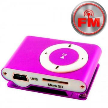 MP3 плеер iPod Shuffle FM малиновый в Одессе