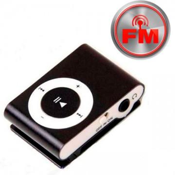 MP3 плеер iPod Shuffle FM Черный в Одессе