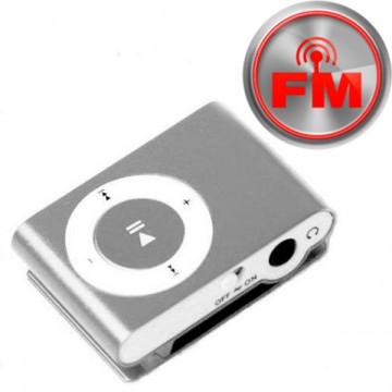 MP3 плеер iPod Shuffle FM Серебристый в Одессе