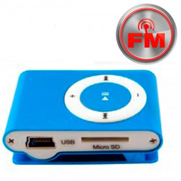 MP3 плеер iPod Shuffle FM Синий в Одессе