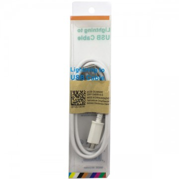 USB - Micro USB шнур ECB-DU4AWE 1m в блистере белый в Одессе