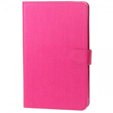 Чехол-книжка XXXL для планшетов 7.0″ розовый в Одессе