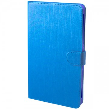 Чехол-книжка XXXL для планшетов 7.0″ голубой в Одессе