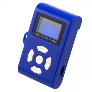 MP3 плеер с дисплеем 003 Синий в Одессе