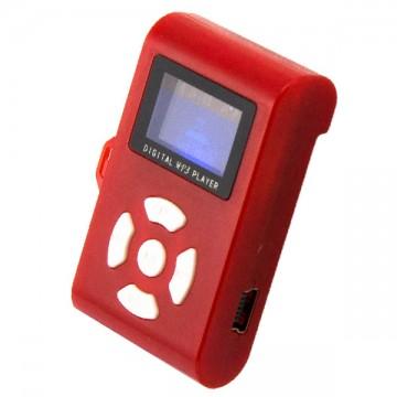 MP3 плеер с дисплеем 003 Красный в Одессе