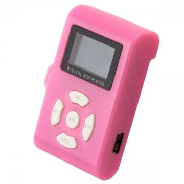 MP3 плеер с дисплеем 003 Розовый в Одессе