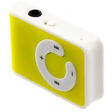 MP3 плеер 018 желтый в Одессе