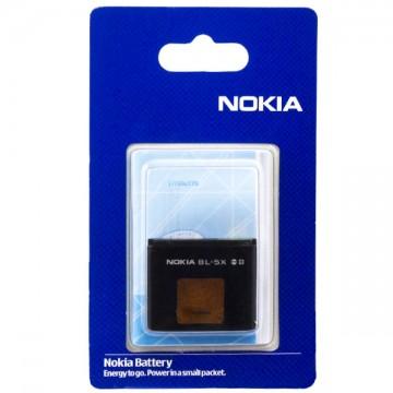 Аккумулятор Nokia BL-5X 800 mAh 8800, 8800 Sirocco AAA класс блистер в Одессе