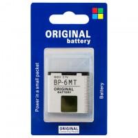 Аккумулятор Nokia BP-6MT 1050 mAh 6720, 6750, E51 AA/High Copy блистер