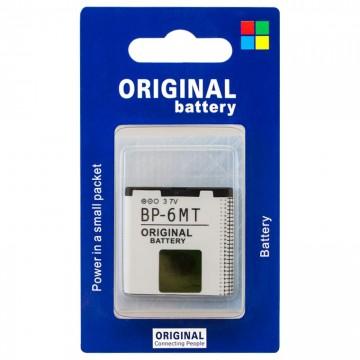 Аккумулятор Nokia BP-6MT 1050 mAh 6720, 6750, E51 AA/High Copy блистер в Одессе