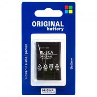 Аккумулятор Nokia BL-5CA 700 mAh 100, 101, 1110 AA/High Copy блистер