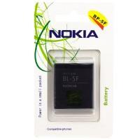 Аккумулятор Nokia BP-5F 950 mAh 6210, 6290, 6710 AA/High Copy блистер