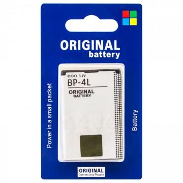 Аккумулятор Nokia BP-4L 1500 mAh 6760, 6790, E52 AA/High Copy блистер в Одессе