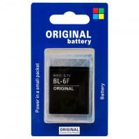 Аккумулятор Nokia BL-6F 1200 mAh N95, N78, N79 AA/High Copy блистер