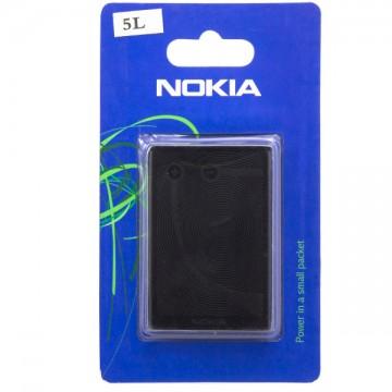 Аккумулятор Nokia BP-5L 1500 mAh 7700, 7710, 9500 AAA класс блистер в Одессе