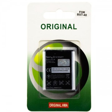 Аккумулятор Sony Ericsson BST-40 1120 mAh P1i, P1 A класс в Одессе