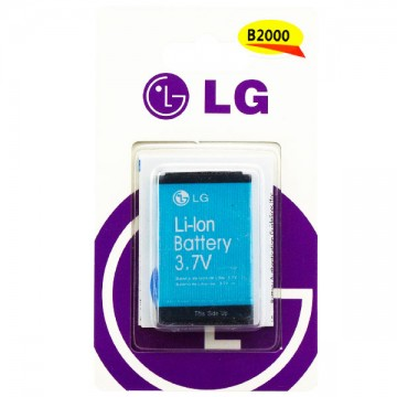 Аккумулятор LG LGIP A800, BSL-30G 830 mAh B2000, KG110 AA/High Copy блистер в Одессе