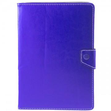Чехол-книжка 10 дюймов уголки-магнит NEW синий в Одессе