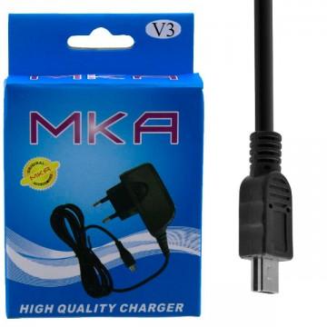 Сетевое зарядное устройство MKA Motorola V3 mini-USB в коробке в Одессе