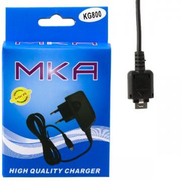 Сетевое зарядное устройство MKA LG KG800 в коробке в Одессе