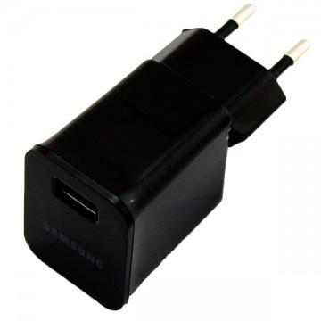 Сетевое зарядное устройство Samsung Tab 1USB 2.2A тех.пакет black в Одессе