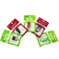 Картридер USB Card Reader MicroSD mix color