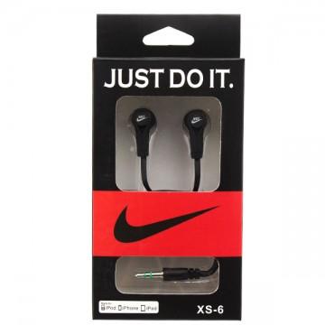 Наушники Nike XS-6 черные в Одессе